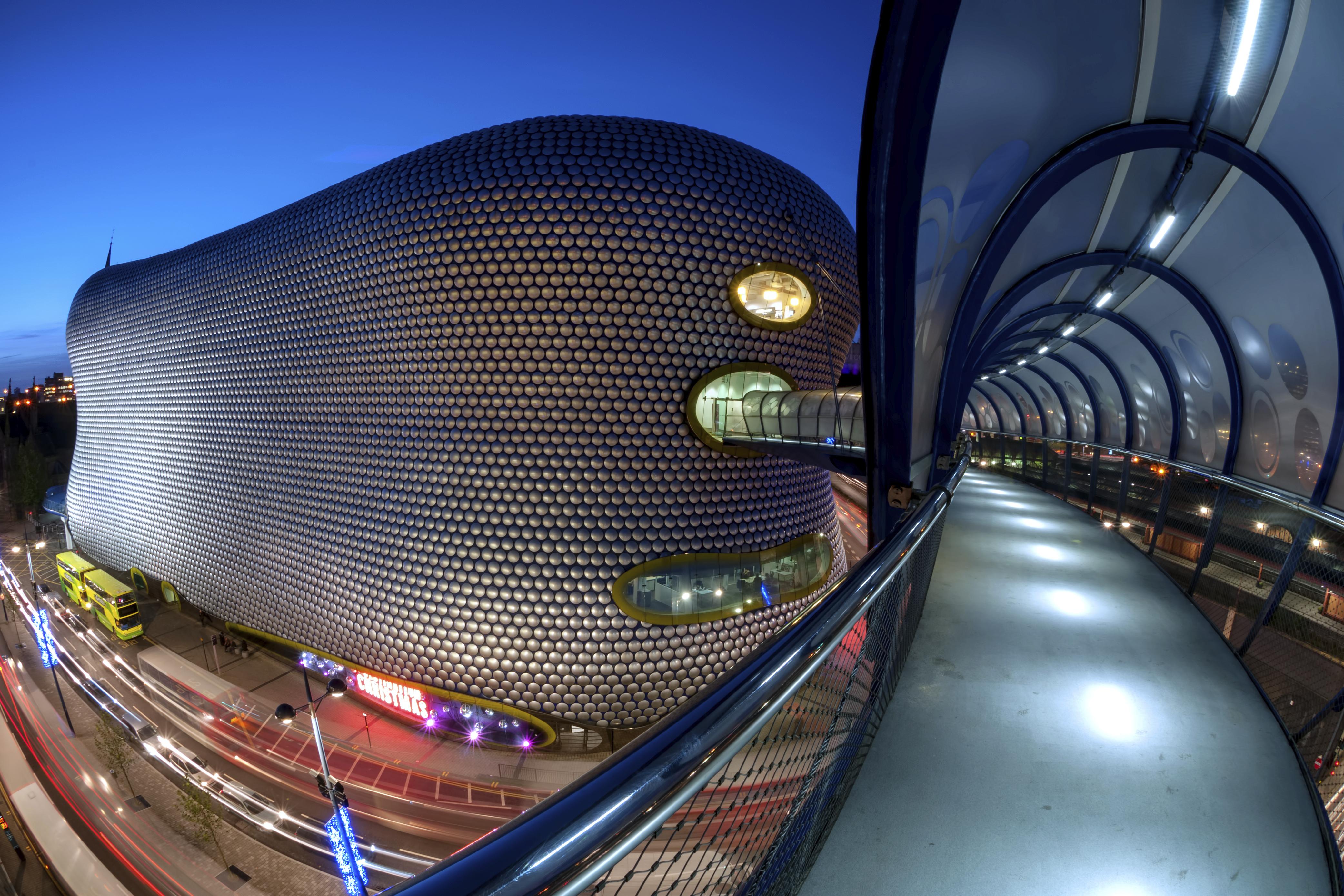 Studying In Birmingham